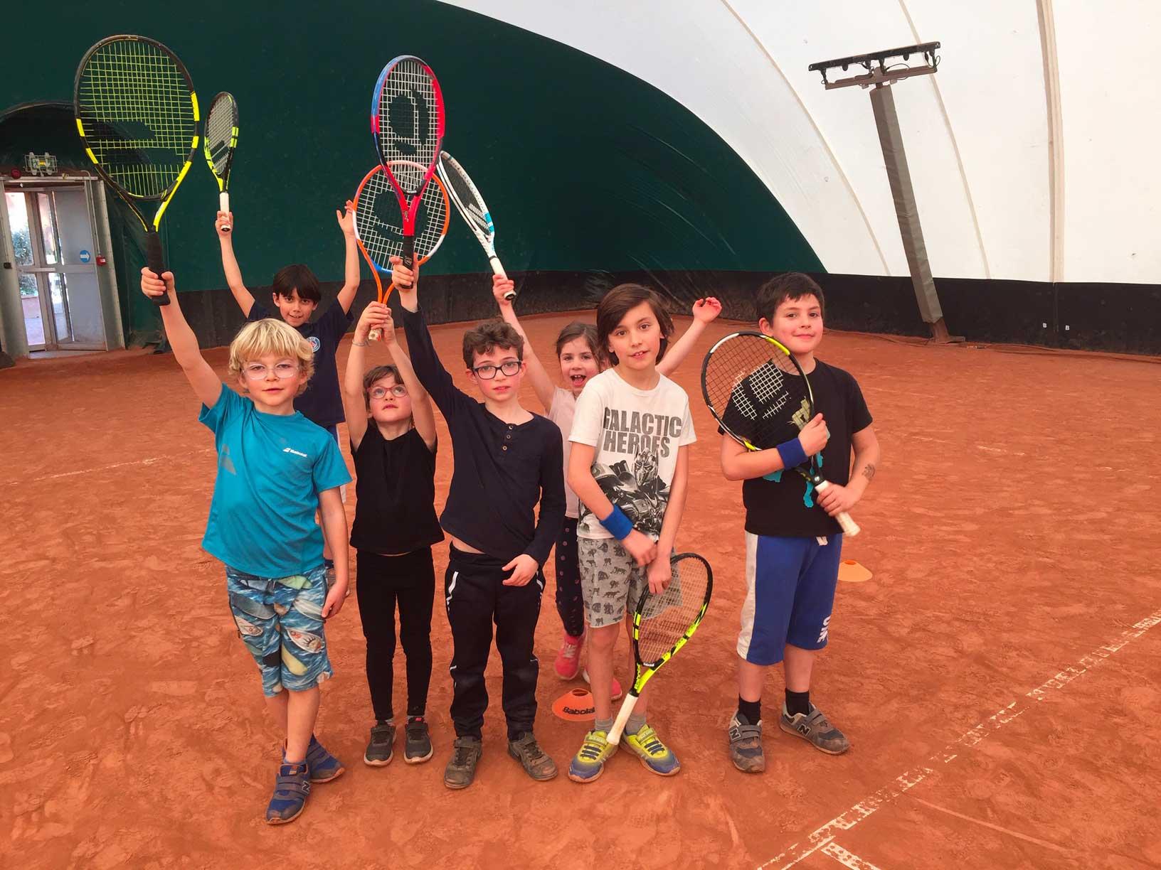 Ecole de tennis – Saison 2019/2020 – Ouverture campagne d'inscription